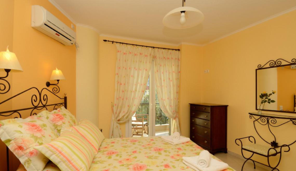 Lemon apartment of Casa Evanti Sivota Greece