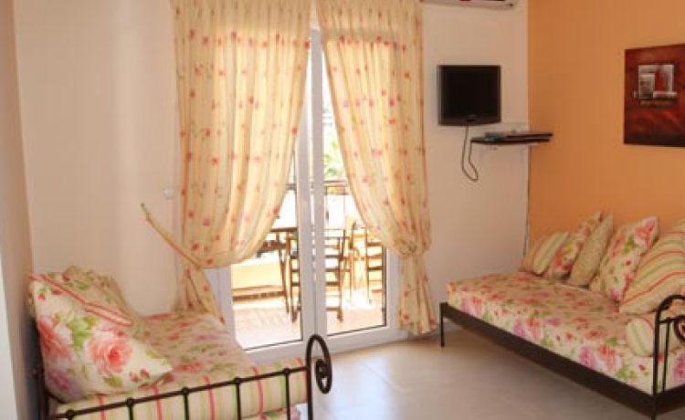 Quat apartment of Casa Evanti Sivota Greece