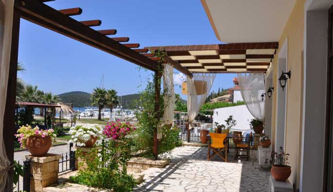 Sea apartment of Casa Evanti Sivota Greece