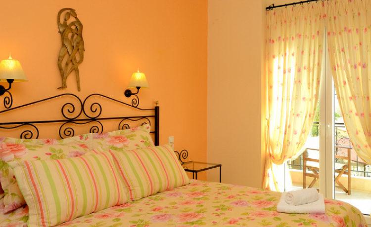 Το διαμέρισμα Quat του Casa Evanti στα Σύβοτα