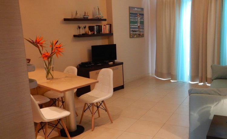 Το διαμέρισμα Sea του Casa Evanti στα Σύβοτα