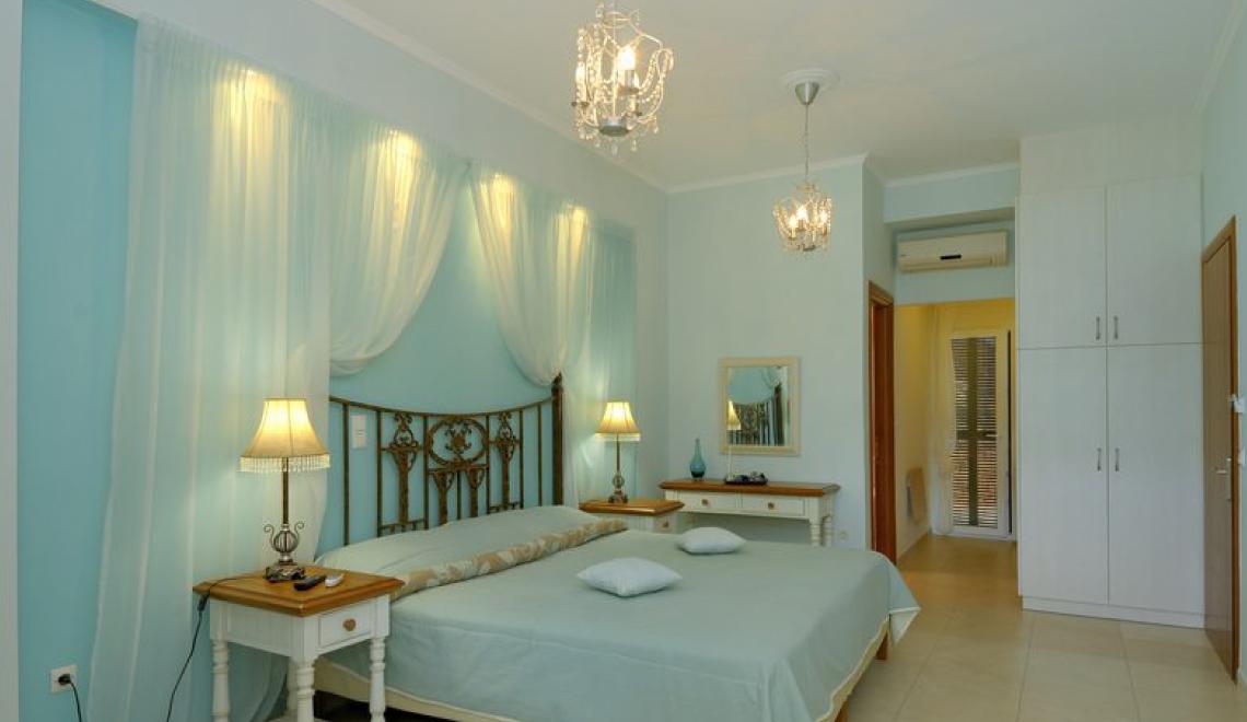 Το διαμέρισμα του Casa Evanti στα Σύβοτα